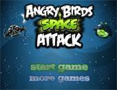 Angry Birds ngoài không gian