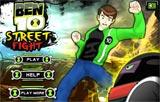 Ben 10 đánh nhau đường phố