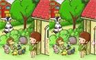 Cindy và thỏ trắng