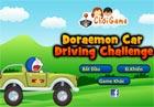 Doraemon tay lái thách thức
