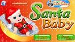 Em bé Santa
