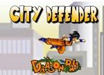 Goku bảo vệ trái đất
