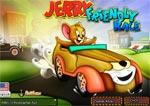 Jerry và bạn đua xe