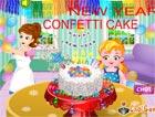 Làm bánh ngọt năm mới