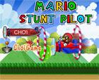 Mario lái máy bay