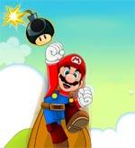 Mario gỡ boom