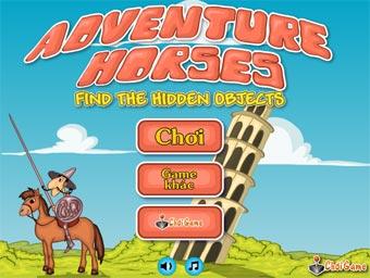Ngựa phiêu lưu