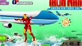 Người sắt cứu máy bay