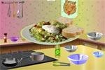 Salad rau diệp
