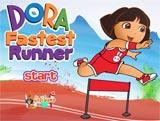 Thời trang chạy của Dora