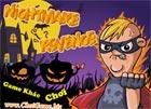 Ác mộng halloween