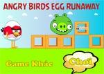 angry birds hái táo