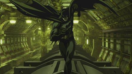 Batman chạy