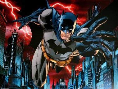 Batman phiêu lưu thành phố
