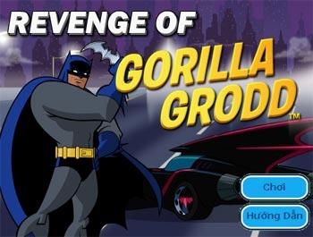 batman truy đuổi king kong