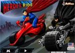Batman siêu nhân đua xe