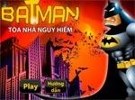 Batman vượt tòa nhà