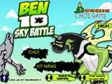 Ben10 đại chiến bầu trời