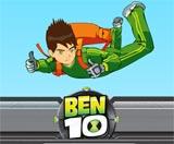 Ben 10 nhảy dù