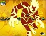 ben 10 siêu nhân lửa