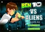 Ben 10 VS người ngoài hành tinh