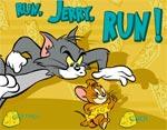chuột jerry chạy