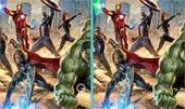 Điểm khác biệt: biệt đội siêu anh hùng