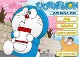 doremon và nobita chạy