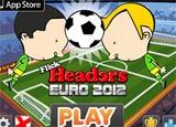 Giải bóng đá euro bằng đầu