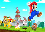 Mario chạy