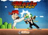 Mario chiến đấu đường phố