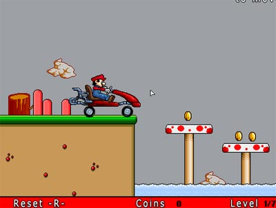 Mario đua xe 3