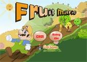 Mario hoa quả