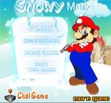 Mario tuyết
