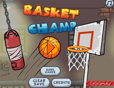 Ném bóng rổ 2