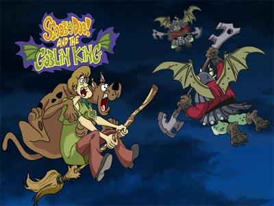 Scooby doo đối đầu với yêu tinh