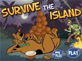 Scooby doo hứng dừa