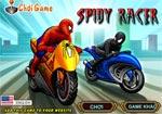 Siêu nhện đua xe