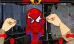 So găng với siêu nhện