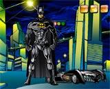 Trang phục batman