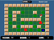 Bomber Kid Game