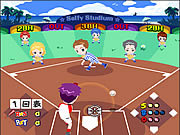 Cartoons Baseball