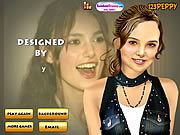 Keira Knightley Makeover