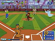 Scoby Doo's MVP Baseball Slam
