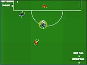 Soccer Shootout Game