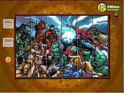 Spin n Set - Heroes