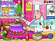 Tantalizing Christmas Cake