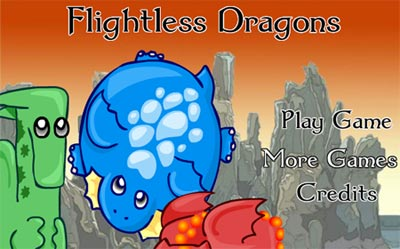 Flightless Dragons