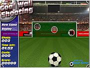 Goal Wall Shooting