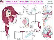 Hello There Puzzle
